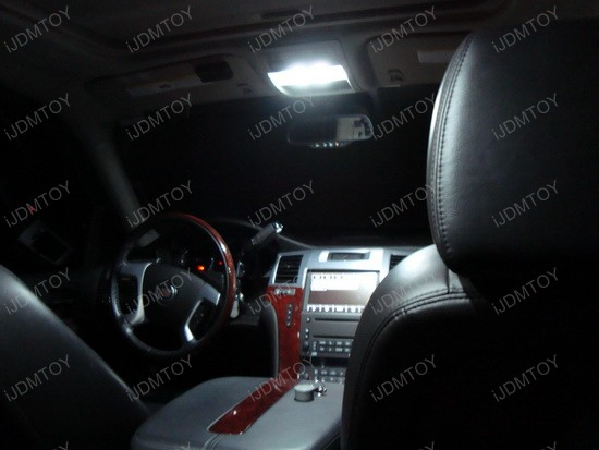 Cadillac - Escalade - LED - Interior - Lights - Package - 4